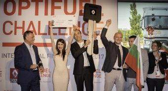 Renault Trucks – Bulgária vence final do Optifuel Challenge