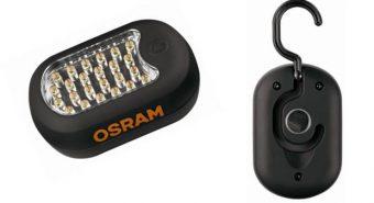Osram. Novas lanternas LED para oficinas
