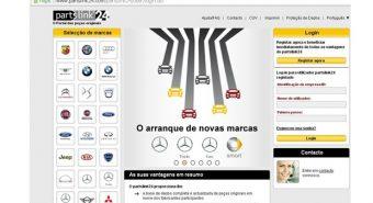 Mercedes-Benz – Peças originais disponíveis no portal partslink24