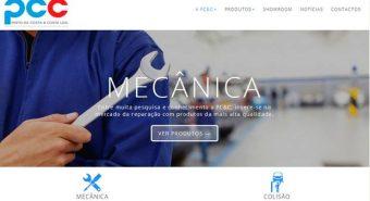 PP&C. Lança novo site e marca presença na Expomecânica