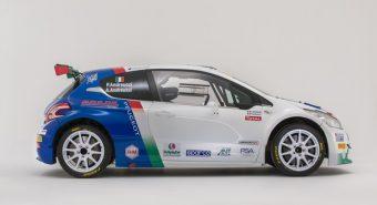 R-M – Patrocínio da equipa de ralis da Peugeot Itália