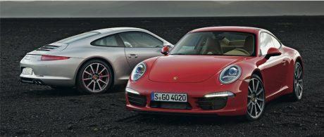 Porsche 911. Primeira caixa manual de 7 velocidades