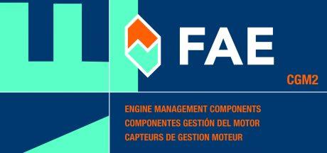 FAE. Novo catálogo CGM2