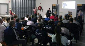 Autozitânia realiza formação em produtos Continental