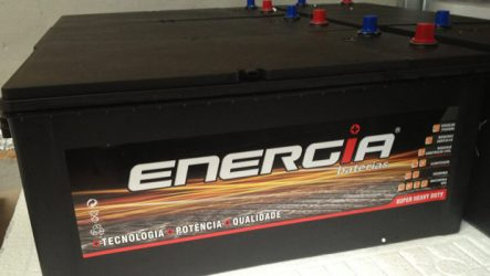 PSB lança nova gama de baterias para pesados