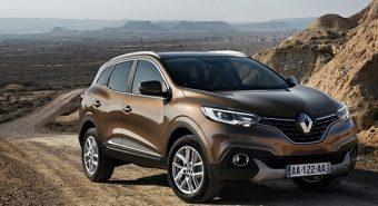 Renault. Kadjar recolhidos por falha nos airbags