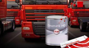 R-M. Sistema de pintura aprovado, para o contacto com alimentos