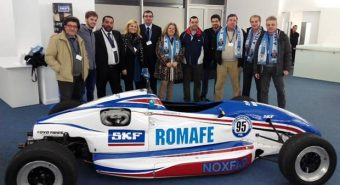 "Romafe. Promove ""Business Match Day"" com a SKF"