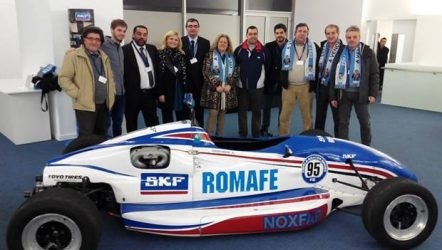 """Romafe. Promove """"Business Match Day"""" com a SKF"""
