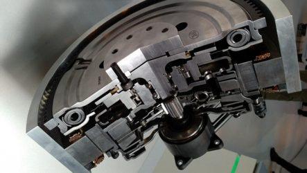 Schaeffer – Embraiagem para híbridos com caixa manual