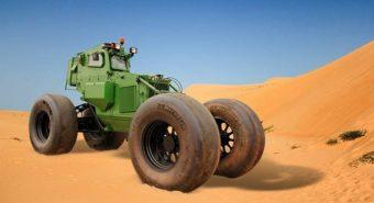 Michelin. Pneus transformam 7 toneladas de peso em gramas [vídeo]