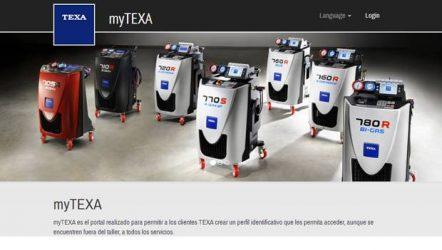 Texa. Disponibiliza novo portal myTEXA