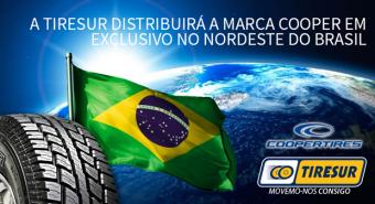 Tiresur – Distribuição da marca Cooper no nordesde brasileiro