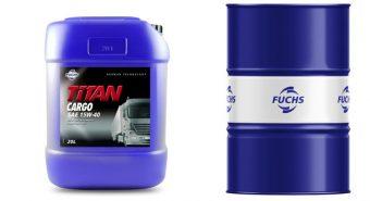 Fuchs confirma upgrade para o Titan Cargo