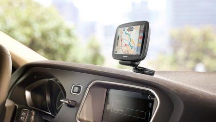 TomTom. Dados para aplicação Uber Driver