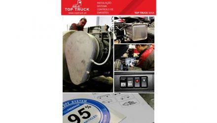 Top Truck. Monta sistema Retrofit para controlo de emissões em pesados
