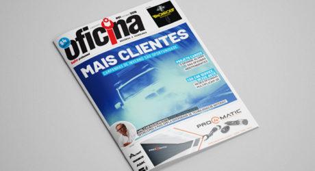 Revista Turbo Oficina 81 já está disponível