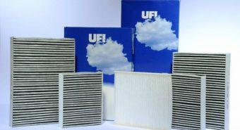 UFI. Recomenda a substituição do filtro de habitáculo