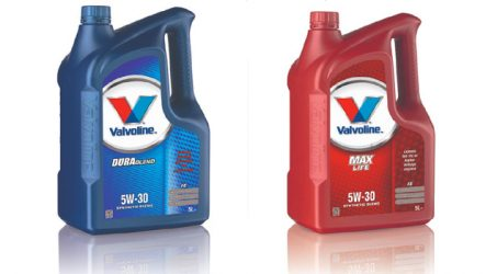 Valvoline. Nova Formulação DuraBlend e MaxLife FE SAE 5W-30
