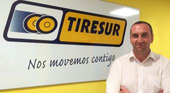 Tiresur com novo gestor de vendas para pneus de camião