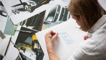 Volvo Trucks. Design dos camiões exige visão futurista [com vídeo]