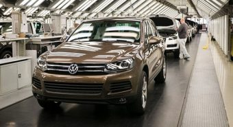 Porsche e VW recolhem automóveis