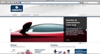 Roberlo. Site e newsletter agora também em português