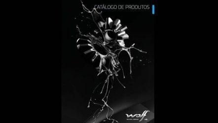 Onedrive. Novo catálogo de lubrificantes Wolf