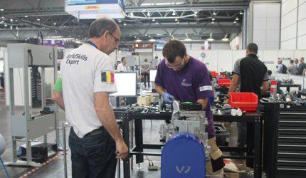 Worldskills. Mecânicos portugueses distinguidos