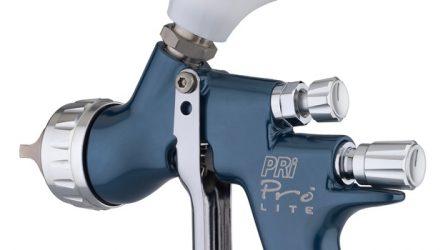 Zaphiro – Pistola para primário DeVilbiss PRi Pro Lite